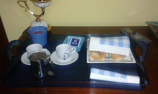 Bed and Breakfast Del Corso: Colazione ��