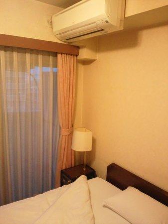 Business Villa Omori: エアコン