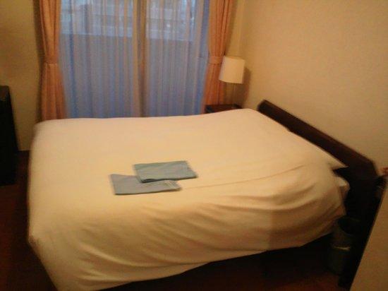 Business Villa Omori: ベッド