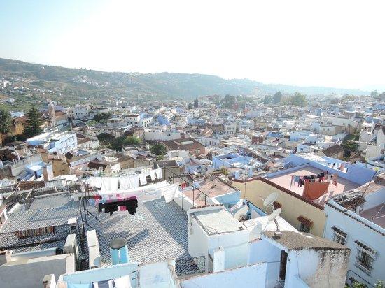 Dar Zambra: 屋上からの眺め