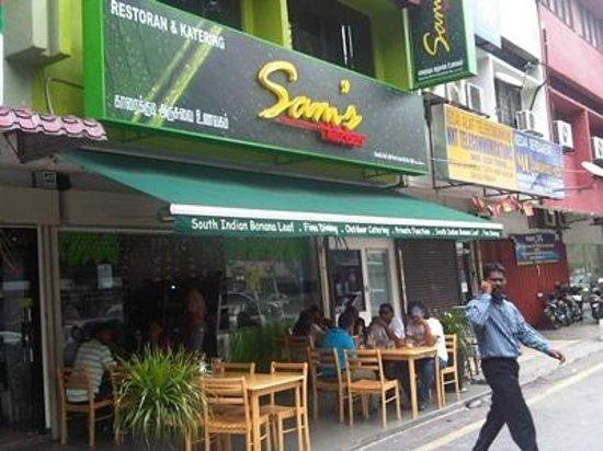 sam - Picture of Sam's Kitchen, Kuala
