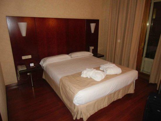 Hotel Arosa : chambre 702