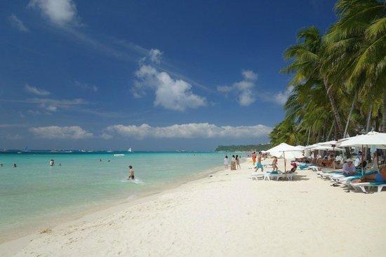 Henann Regency Resort & Spa: plaża