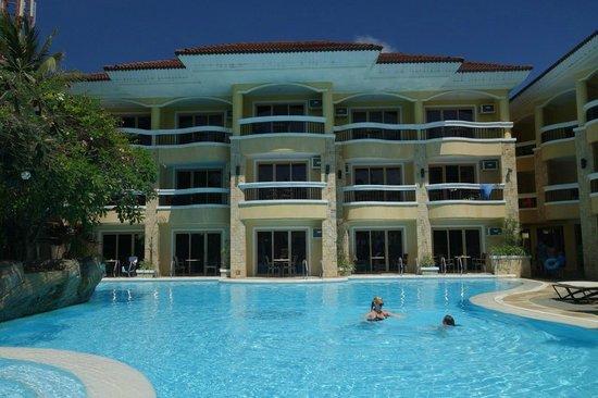 Henann Regency Resort & Spa: Basen