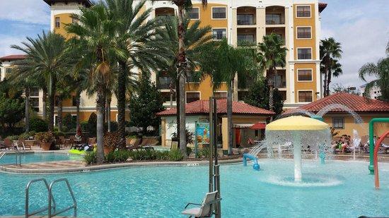 Floridays Resort Orlando: Stunning pool
