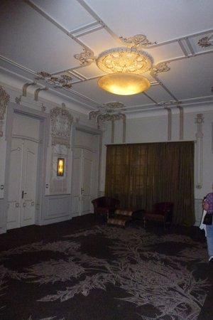 Savoy Hotel : amplitud