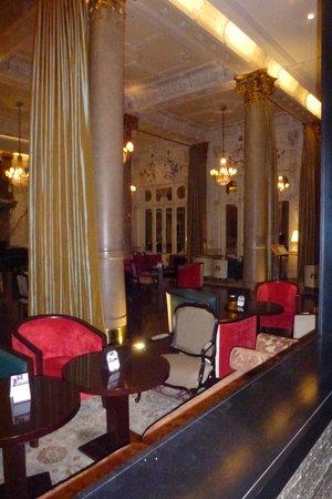 Savoy Hotel: delicadesa