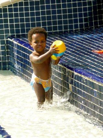 Chogogo Resort: Gratis speelgoed voor kinderen en ondiepheid om in te spelen