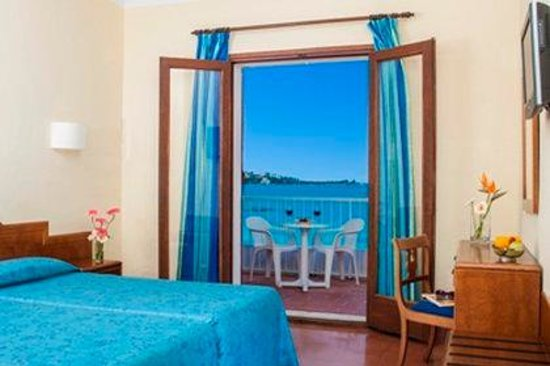 Hoposa Pollentia Hotel: Room With Sea View