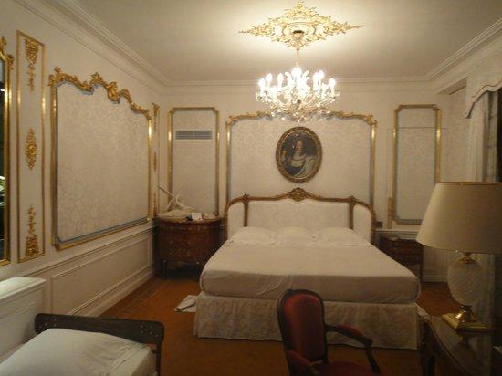 Hotel Negresco: наш номер