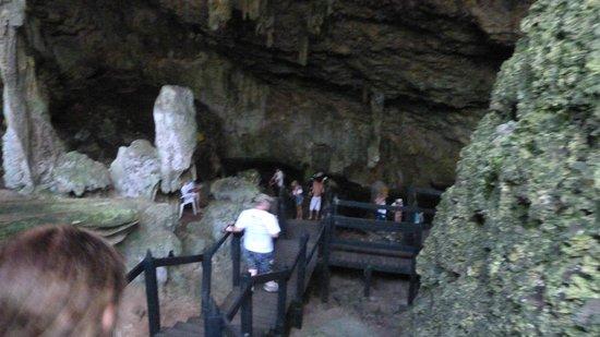 Saturno Cave : Bajada a la cueva