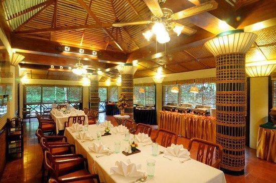 Angkhang Nature Resort : Restaurant