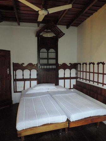 Hotel Ambadi: 2-ой этаж номера