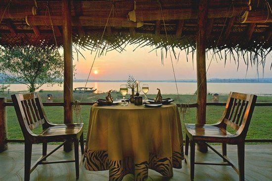 Orange County Resorts Kabini: Restaurant_Romantic View