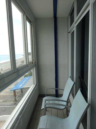 Bayview B&B: Balcony