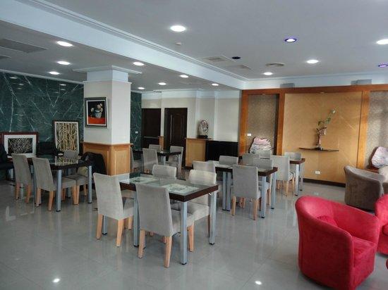 Bayview B&B: Dining Area