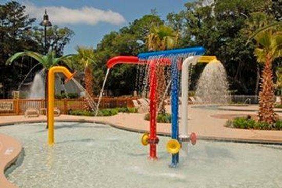 Coral Sands Resort : Water Park