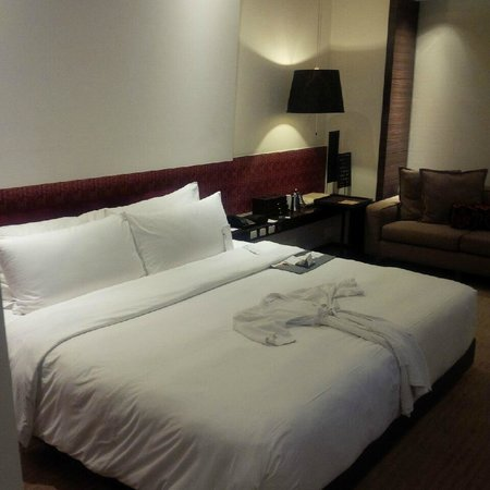 Le Meridien Bangkok : The Comfy Bed