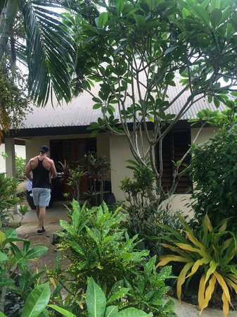 Mangoes Resort: Bungalow no.2