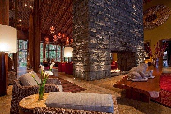 Tambo del Inka, a Luxury Collection Resort & Spa: Lobby