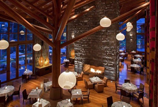 Tambo del Inka, a Luxury Collection Resort & Spa: Hawa Restaurant