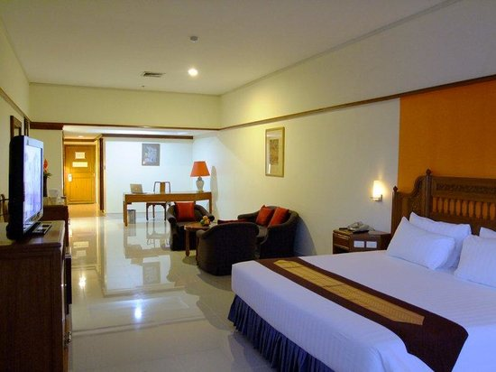 Loei Palace Hotel: Deluxe Room