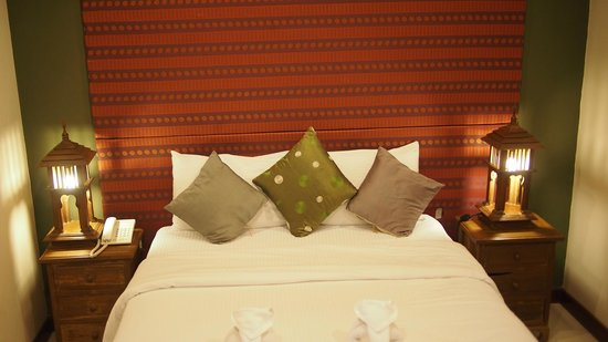 Lullaby Inn: Lovely bed. Clean and very comfortable.