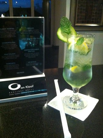 O on Kloof Boutique Hotel & Spa: Cocktails at O's