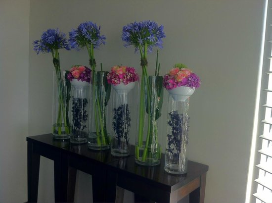 O on Kloof Boutique Hotel & Spa: Flowers