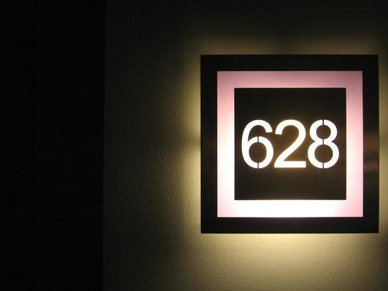 Le Meridien Vienna : room number