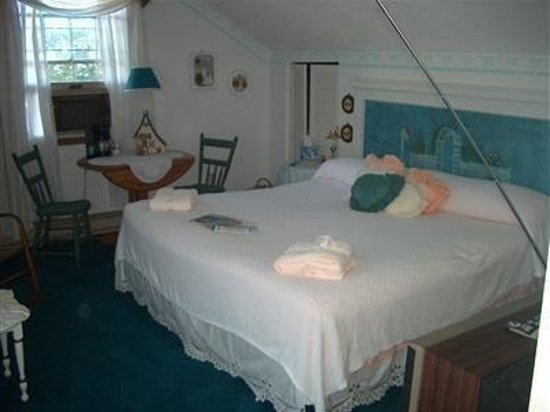 The Big Oak Bed & Breakfast Country Inn: Guest Room