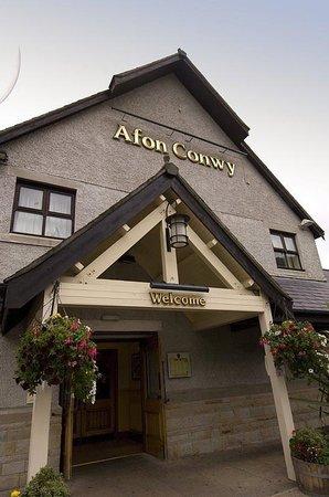 Premier Inn Llandudno (Glan-Conwy) Hotel: Exterior