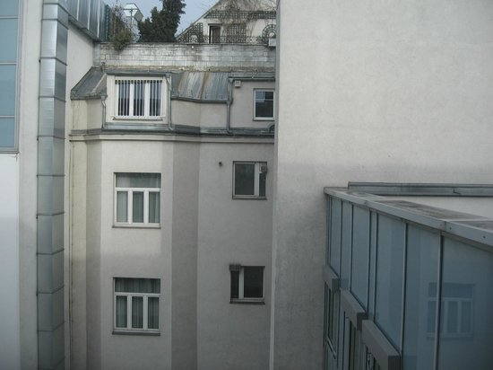 Le Meridien Vienna: a view