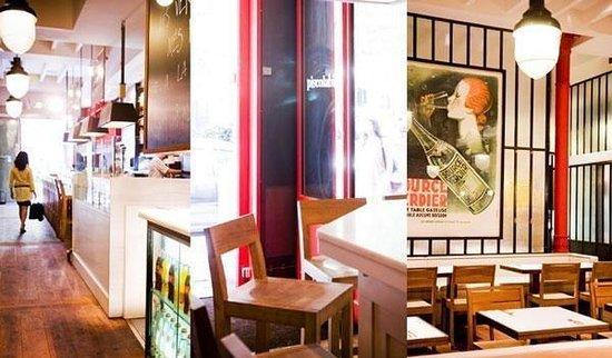 Hotel Praktik Rambla: Snack Bar