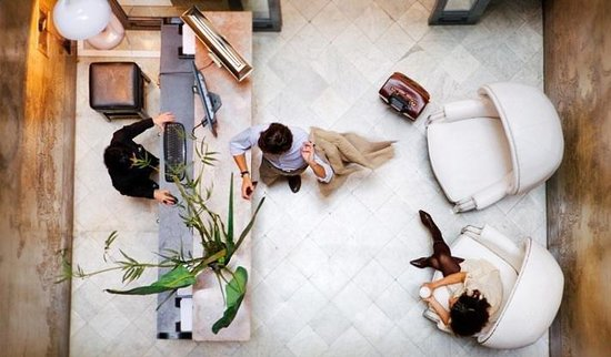 Hotel Praktik Rambla: Lobby