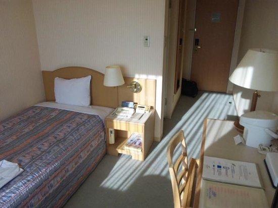 Hotel Port Plaza Chiba: 窓側から