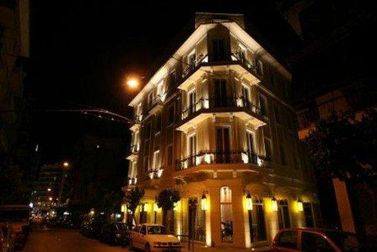 Athens Lotus Hotel: Exterior