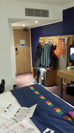Park Inn by Radisson Northampton: Room