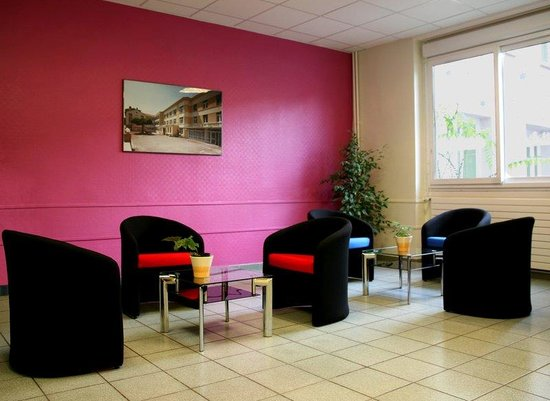 Appart'Hotel Le Cours Moreau: Interior image - Lobby, Reception