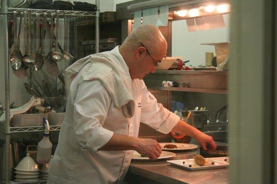 Kinloch Lodge: Chef Marcello