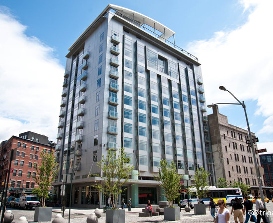 Gansevoort meatpacking nyc hotel new york city prezzi for Hotel a new york economici