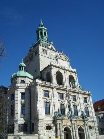 Bavarian National Museum (Bayerisches Nationalmuseum): Баварский национальный музей