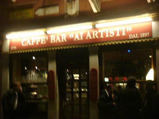 Bar Ai Artisti: Les vrais Vénitiens