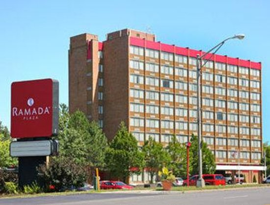 Albany Ramada Plaza Hotel Reviews