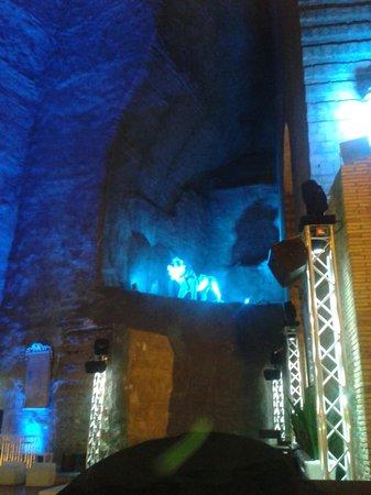 Galleria Borbonica: Suoni e luci