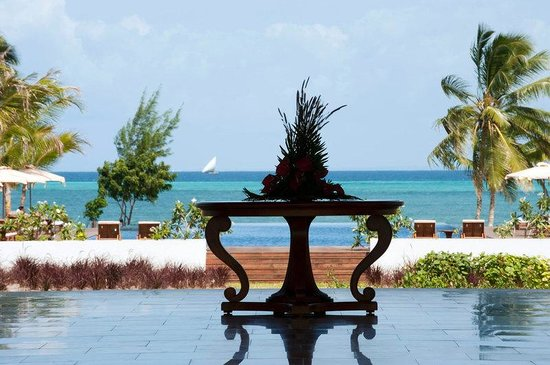 The Residence Zanzibar: Lobby