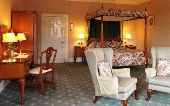 Kirroughtree House Hotel: Guest room