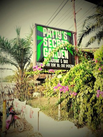 Patty's Secret Garden, Long Beach, Koh Lanta