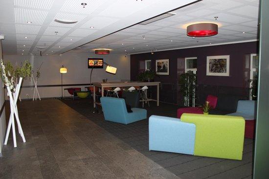 Adagio Brussels Centre Monnaie: palier