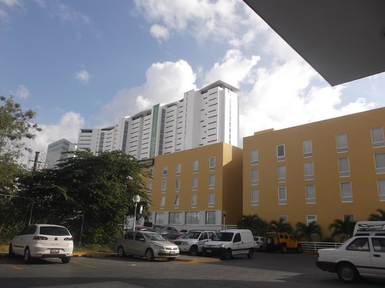 City Express Junior Cancun: Photo du 18 février 2014.